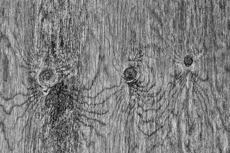 concave: very old wood texture black and white natural Stock Photo
