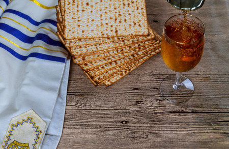 jewish products food, Jewish Holiday symbol Matzoh for jewish holiday Passover pesah