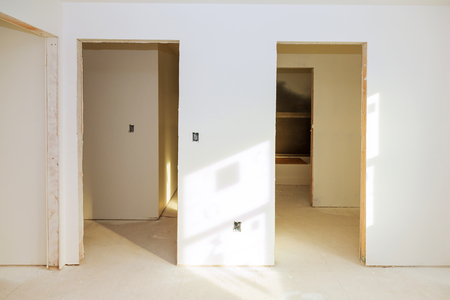 Home renovation industry new home construction building room area