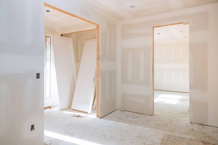 Process for under construction, remodeling, renovation extension reconstruction