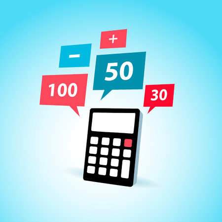 finance element calculator icon