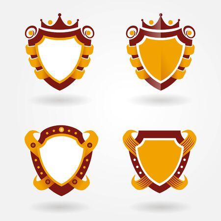 blazon: blazon design set
