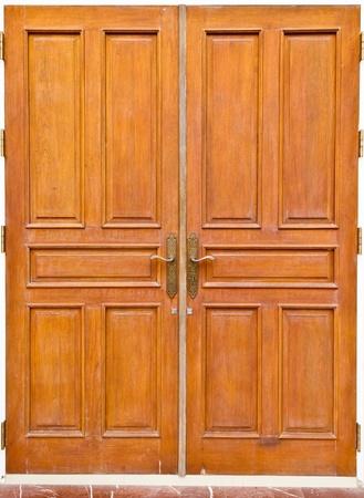 puertas viejas: Puerta de madera