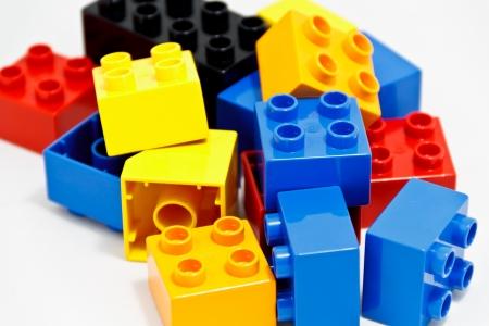 LEGO BLOCKS Stock Photo - 9921500