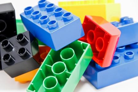 LEGO BLOCKS Stock Photo - 9921507