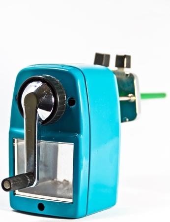 sharpener: Pencil Sharpener Stock Photo
