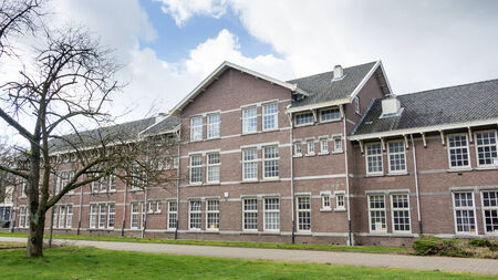 Prins Maurits militair complex in Ede Holland