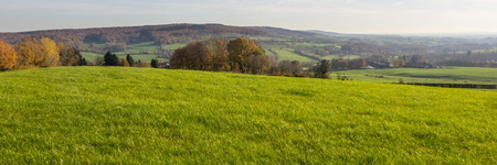 limburg: Landscape southern Limburg region of the Netherlands