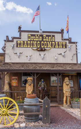 Double Eagle Tradng Company, A Gift Shop With Native American ...