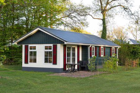 holiday home: Madera casa de vacaciones en los Pa�ses Bajos