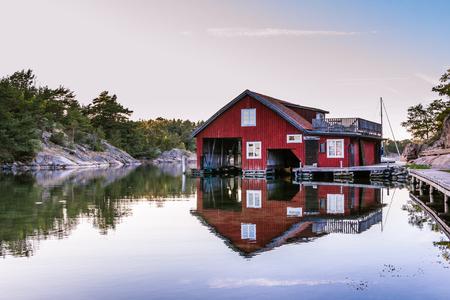 boathouse: Old boathouse