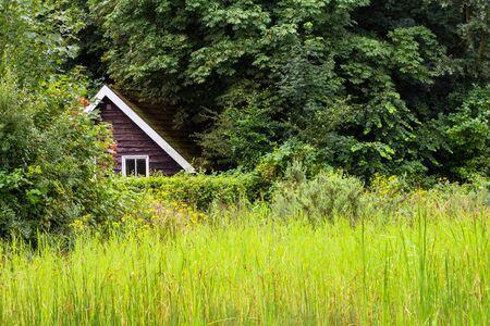 oversight: Hidden holiday home