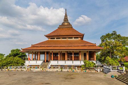 Vihara Watugong  Chinese Buddhist temple in Semarang, Central Java, Indonesia