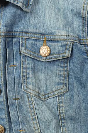 Kleding, schoenen en accessoires - bovenaanzicht fragment blue jeans woomen