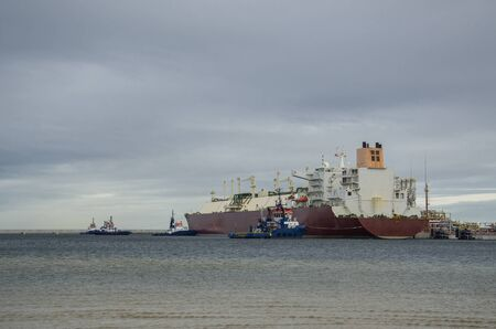 lng: LNG  CARRIER