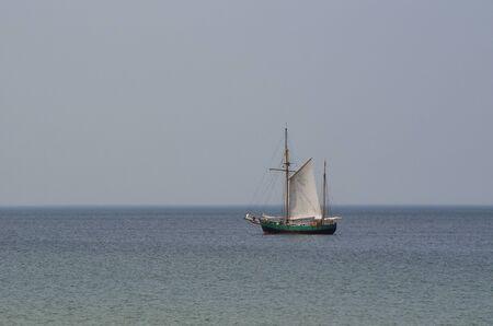 ketch: KETCH - SAILING IN THE OPEN SEA