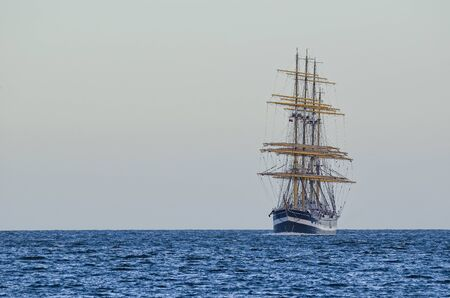 Kruzensztern - SAIL ON THE BALTIC SEA