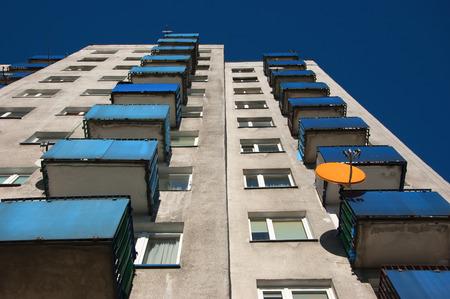 multifamily: LANDSCAPE OF THE CITY - SKYSCRAPER