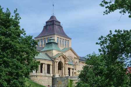 PALACE - Museum building in Szczecin