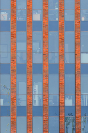 OFFICE BUIDLING - Glass facade of a modern building