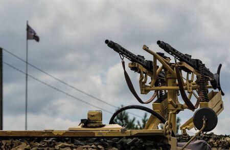 MASHINE GUN - Historical German armament of the Second World War