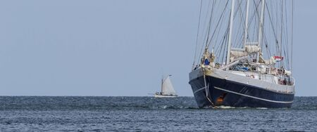 SAILING VESSEL - Sailing ship in the Baltic Sea