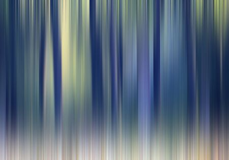 BACKGROUND - colorful lines from beech forest