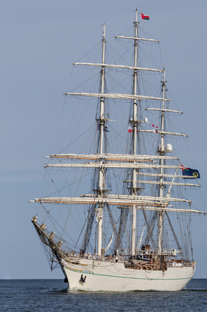 SAILING SHIP - Oman ship at sea