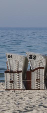 BEACH BASKETS - A holiday place on the sea beach in Kolobrzeg