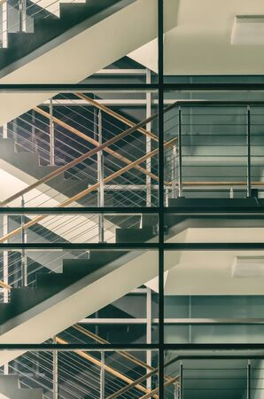 STAIRWAY - An ordered world of architecture