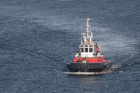 FIREBOAT - Ship security and fire protection