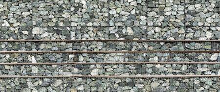 STILL LIFE - An element of infrastructure built of stones Stock fotó