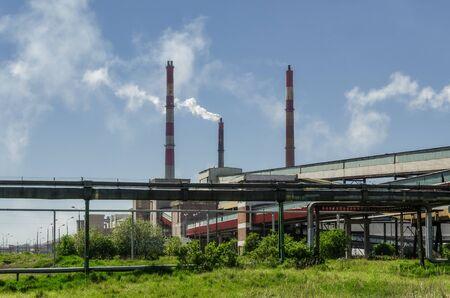 FACTORY - The industrial landscape of modern civilization