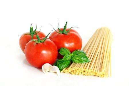 스파게티, 이탈리아 방식
