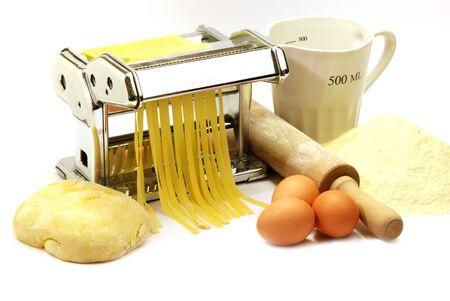 Huisgemaakte pasta