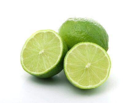 緑色のライム