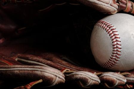 Béisbol Foto de archivo - 28979848