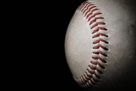 野球の背景 写真素材