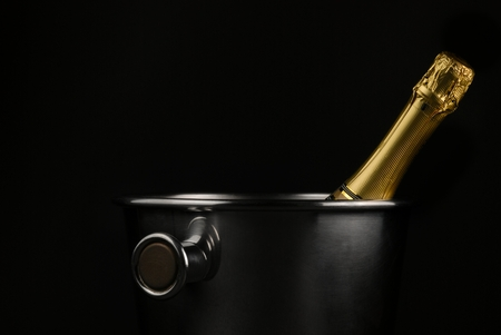 Champagne bucket Stock Photo - 28980154