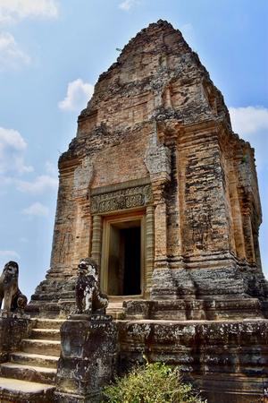 Pre Rup temple in Angor, Siem Reap, Cambodia