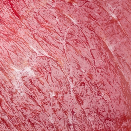 Texture of a red meat
