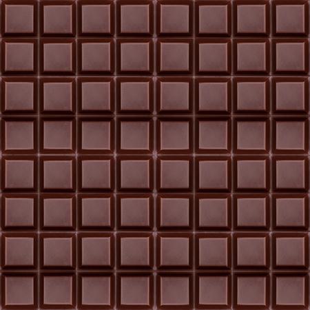 Dark chocolate pure, chocolate bar as seamless background