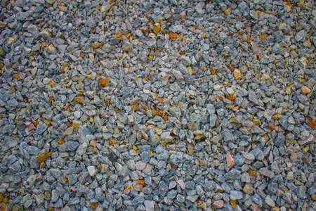 Colorful Pebble mineral,stone texture,stone gravel floor background