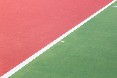 demarcation: tennis courts courts lines of demarcation.