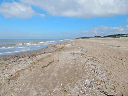 beach alone Imagens