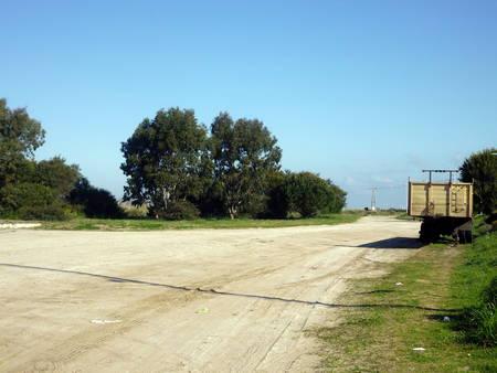 coastal path in solitude