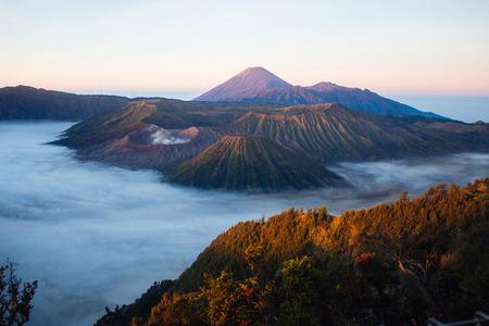 tengger: Bromo Tengger Semeru National Park in East Java Indonesia