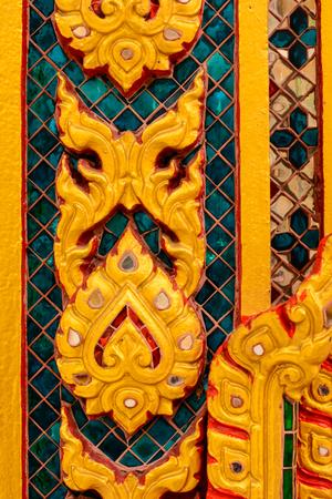 thai painting: Thai painting in temple