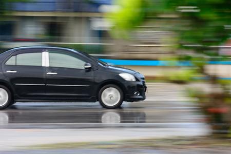 motion: Car motion