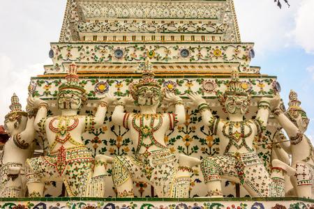 godliness: Giant in Wat Arun
